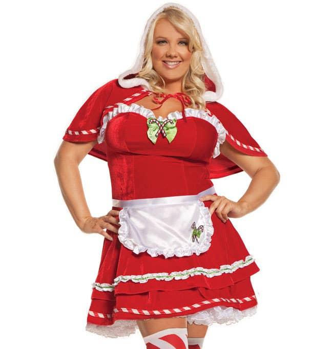 Cheap Plus Size Christmas Fancy Dress Prom Dresses 2018