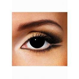 a4e90b23b2a Demonic Black Out Contact Lenses