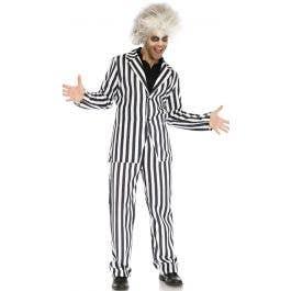 beetlejuice movie character costumes beetle boss men's halloween fancy dress costume