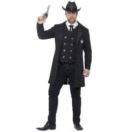 Plus Size Men s Sheriff Costume  710f8e34e30f