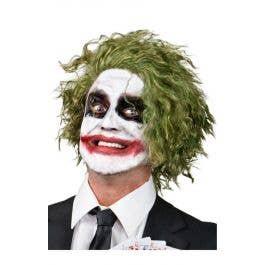af988b1fefe4 Dark Knight Joker Costume Wig | Green Joker Costume Wig Accessory