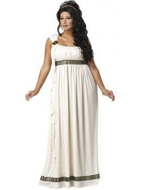 Olympic Goddess Women's Plus Size Costume