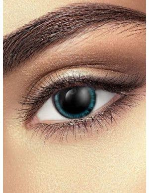 Manga Blue Anime 90 Day Wear Costume Contact Lenses