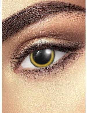 Lunar Eclipse 90 Day Wear Halloween Contact Lenses