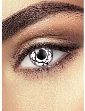 Thorns in the Eye 90 Day Wear Patterned Contact Lenses