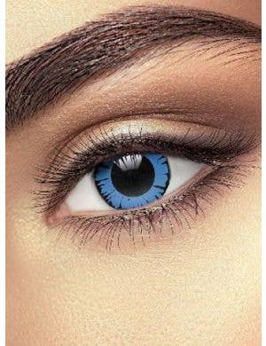 Dolly Blue Eyes Single Wear Contact Lenses