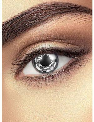 Bionic Eye Patterned 90 Day Wear Contact Lenses