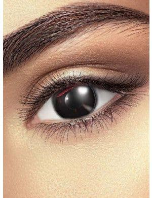 Horror Slash Eye 90 Day Wear Halloween Contact Lenses
