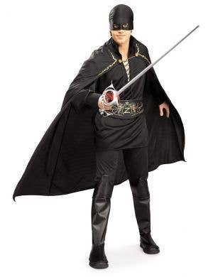 Zorro Men's Fancy Dress Costume