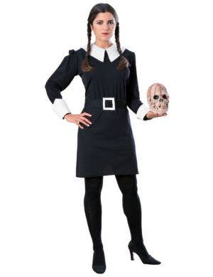 Women's Wednesday Addams Halloween Costume