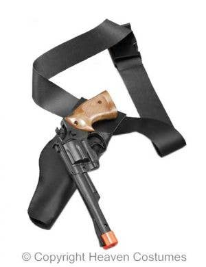 Cowboy Western Gun with Holster Costume Accessory