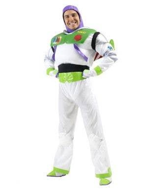Buzz Lightyear Men's Fancy Dress Costume