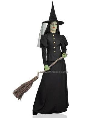 Women's Wicked Witch of the West Halloween Costume Front Image