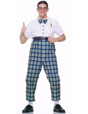 Class Nerd Men's Fancy Dress Costume