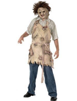 Leatherface Apron of Souls Texas Chainsaw Massacre Halloween Costume Main Image