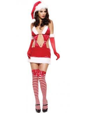 Naughty List Vixen Sexy Christmas Costume