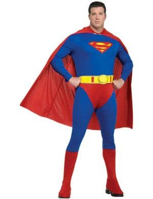 Superman Plus Size Men's Costume