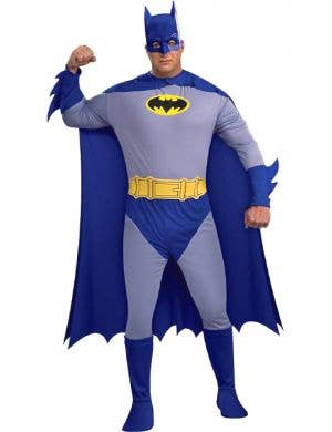 Brave and the Bold Batman Costume - Plus Size