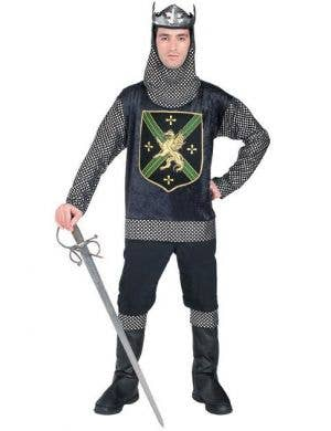 Knight Arthur's Court Men's Medieval Costume