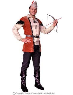Forrest Huntsman Men's Fancy Dress Costume