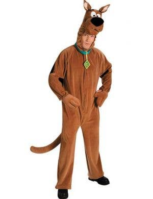 Mystery Inc. Adult's Scooby Doo Costume