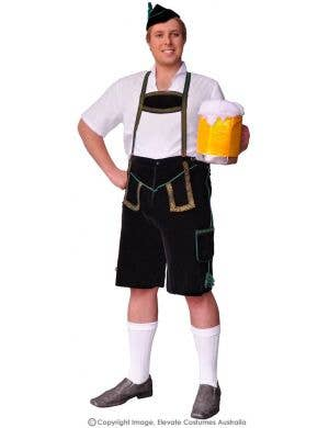 Slap Dance German Plus Size Lederhosen Oktoberfest Costume