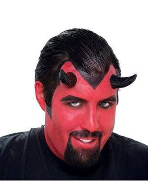 Black Devil Horns Halloween Special FX