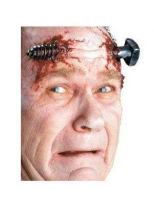 Terminal Twist - Screw in Head Special FX Kit