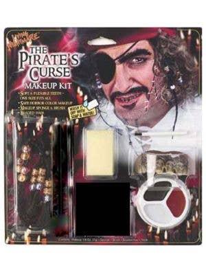 The Pirates Curse Costume Makeup Kit