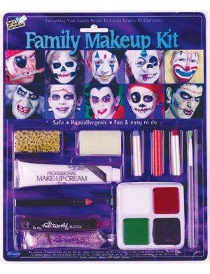 Horror Makeup Halloween Special Effects Value Pack