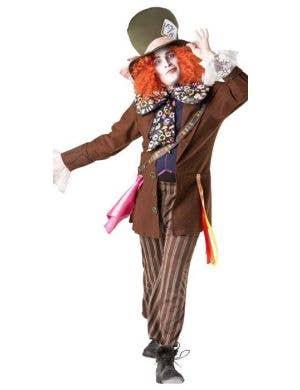 Mad Hatter Men's Fancy Dress Costume