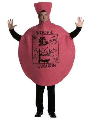 Whoopie Cushion Men's Novelty Costume