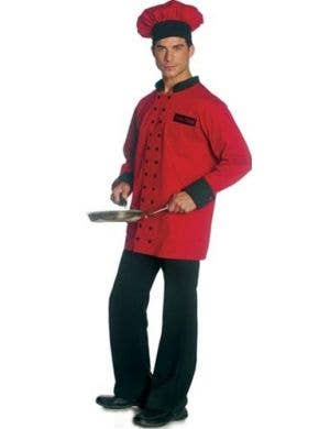 Head Chef Men's Costume