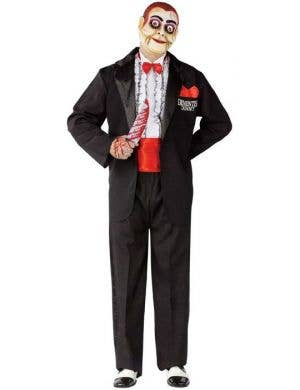Demented Dummy Men's Halloween Costume
