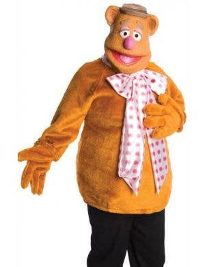 The Muppets - Fozzie Bear Fancy Dress Costume