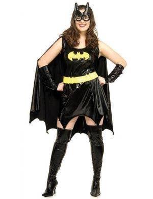 Batgirl Women's Costume - Plus Size