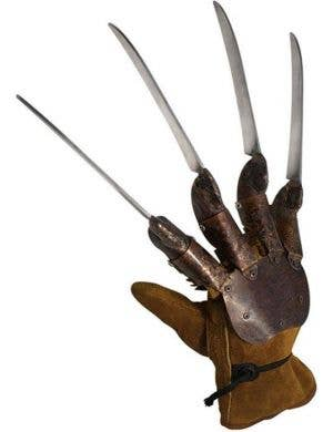 Adults Freddy Kruger Halloween Costume Glove
