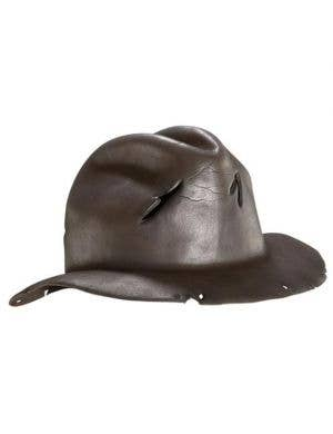 Freddy Krueger Halloween Fedora Hat