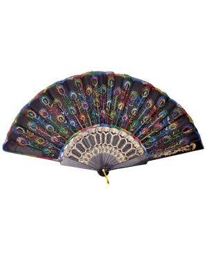 Chinese Costume Fan - Multicolours