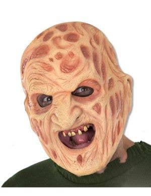 Freddy Krueger Deluxe Foam Latex Mask