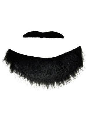 Amish Beard And Moustache Set