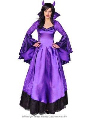 Mistress of Anguish Vampire Women's Halloween Costume