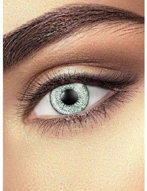 Grey Mystic Adults Disposable contact lenses