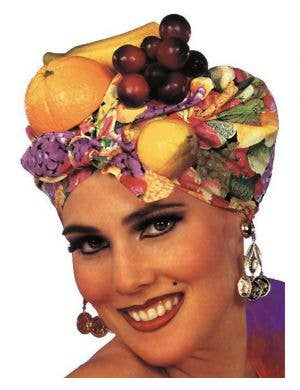 Latin Lady Costume Headpiece