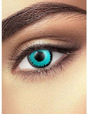 Elf Green 90 Day Coloured Contact Lenses