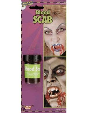 Blood Scab Halloween Special FX Make Up