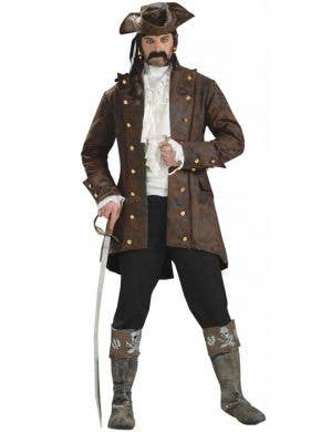 Pirate Buccaneer Men's Costume Jacket