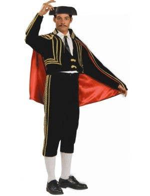 Matador Deluxe Men's Spanish Bullfighter Costume