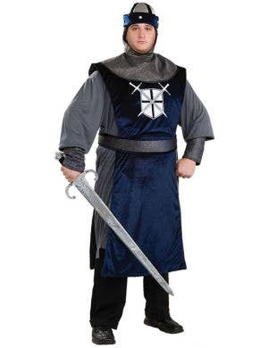 Knight Of The Round Table Plus Size Men's Costume