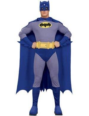 Brave and the Bold Batman Costume